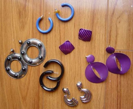 1980s Jewelry, Vintage 80's Jewelry